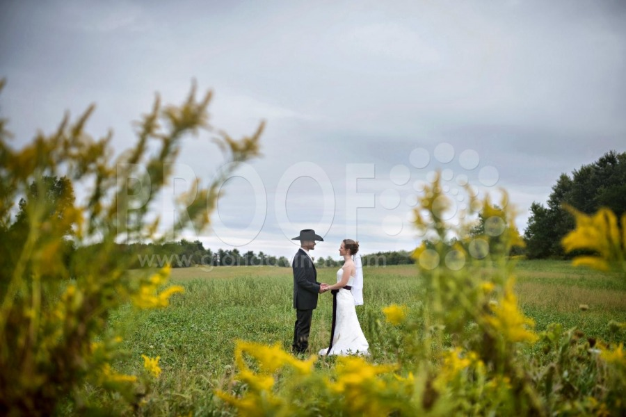 Ross and Emilie Reyome | Adrian Michigan Wedding Photographer